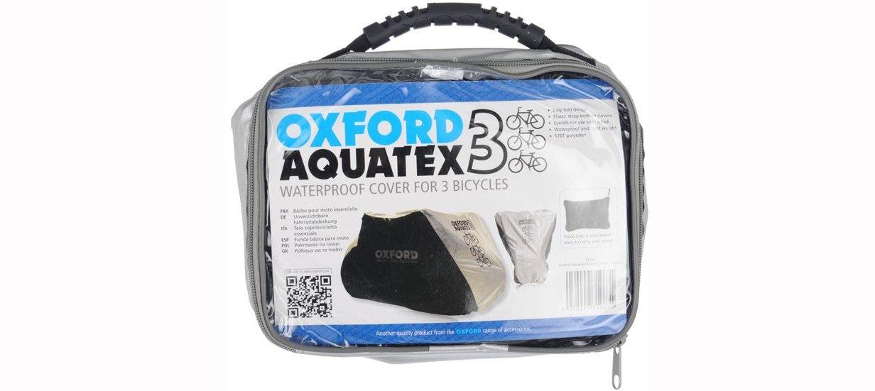 Oxford Aquatex Housse ext/érieur Housse pour v/élo