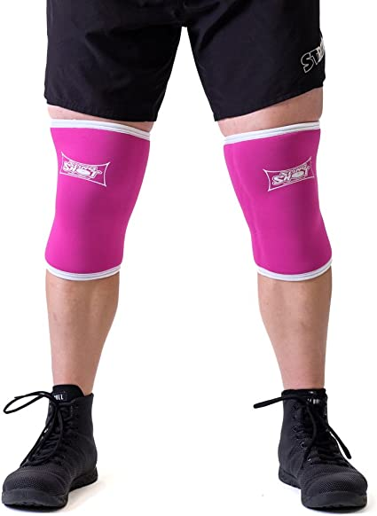 Sling Shot Mark Bell/'s Knee Sleeves 2.0 1 Pair