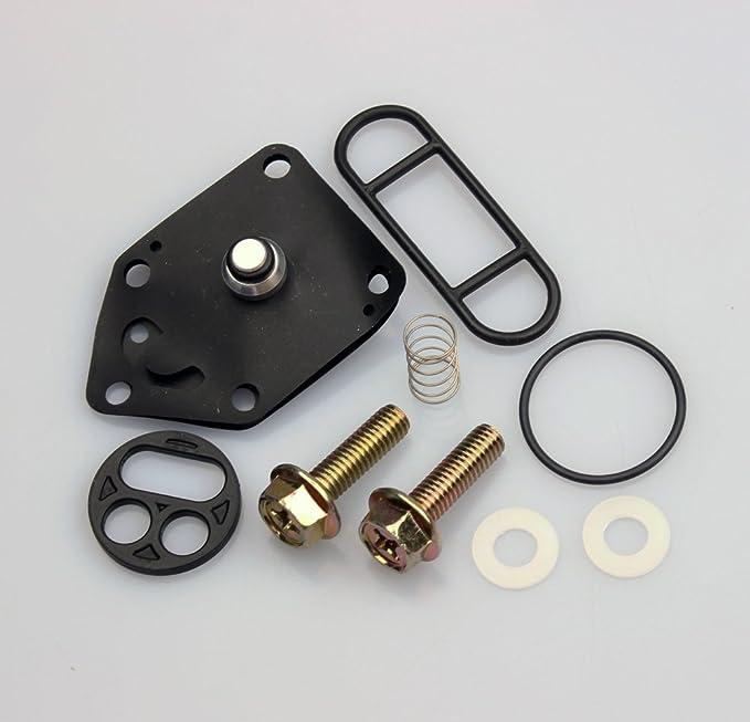 Petrol Tap Repair Kit Kawasaki Kle 500 Zr 7 750 Suzuki Gsf 1200 Vl 250 Auto