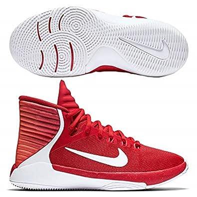 size 40 1b236 4d002 Amazon.com: NIKE Kid Prime Hype DF 2016 (GS) Basketball Shoe ...