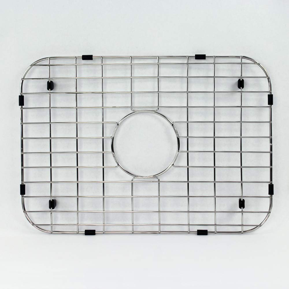Transolid TSGC25221 Bottom Sink Grid, 18.63-in L x 13.16-in W x 1-in H, Stainless Steel
