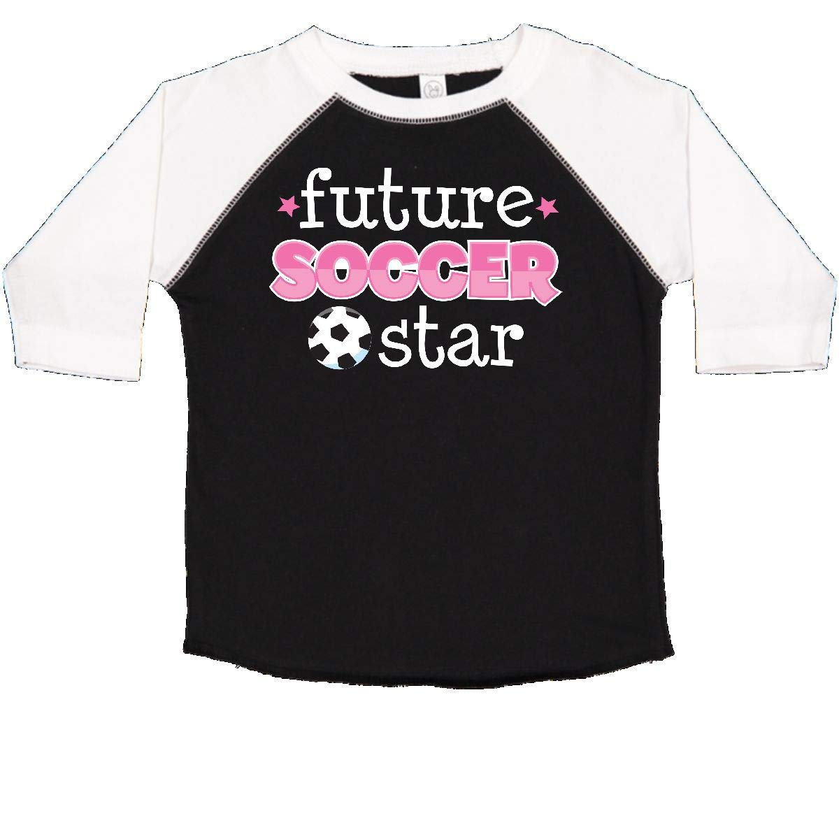 inktastic Future Soccer Girls Sports Toddler T-Shirt