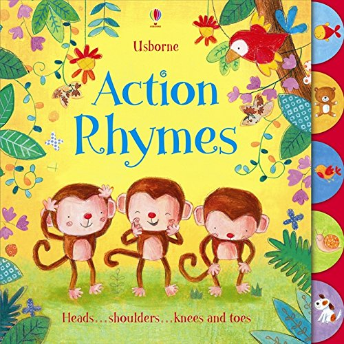 Read Online Action Rhymes pdf