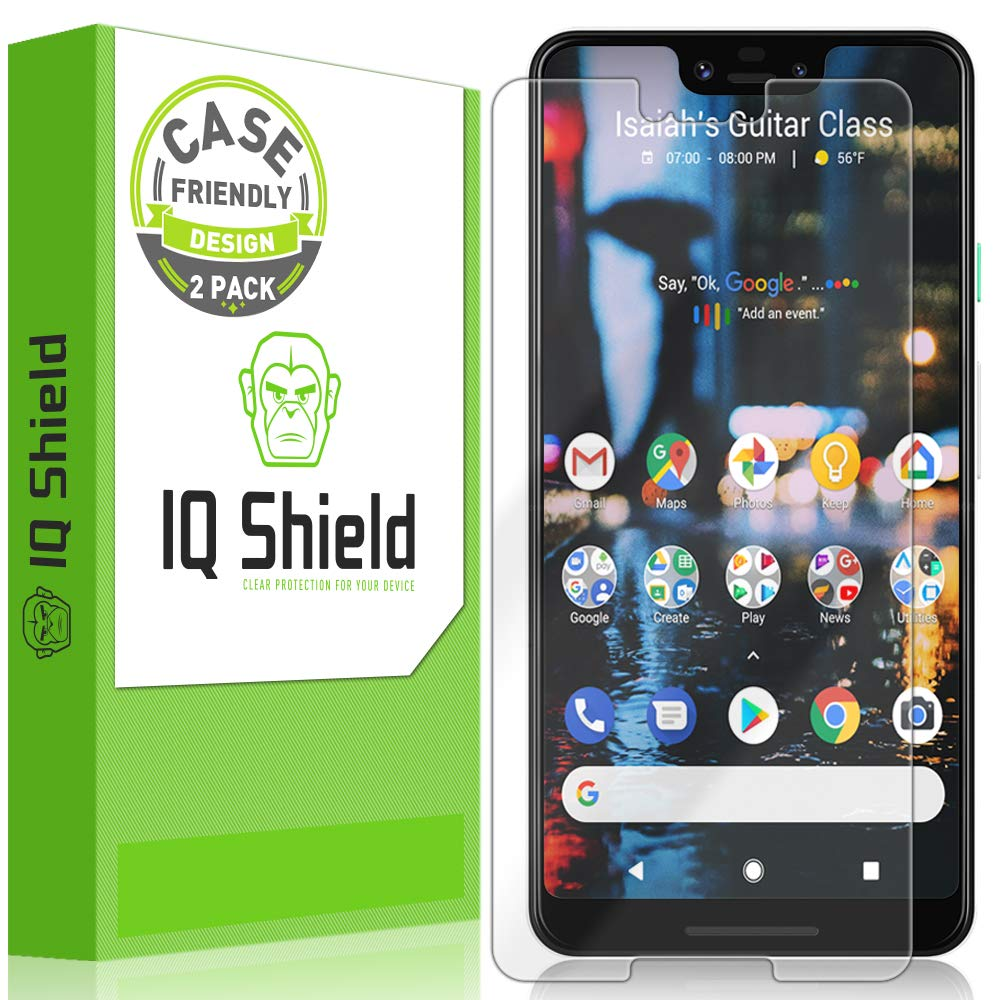 Film Protector IQSHIELD p/ Google Pixel 3 XL Pack x 2