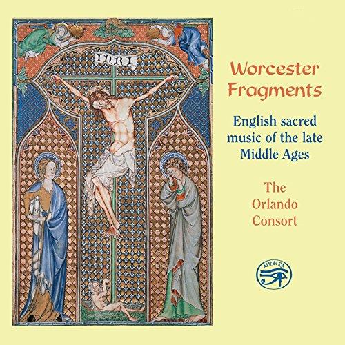 Worcester Fragments: O Maria virgo pie (Arr. Harre-Jones)