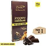 Zevic Chocolate with Organic Jaggery