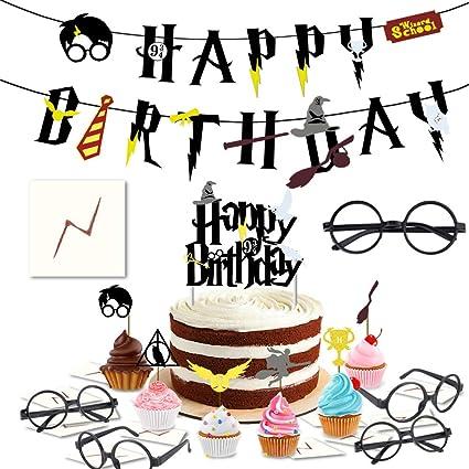 Amazon.com: YoHold - Adornos para tartas y cupcakes, diseño ...