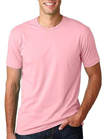 Next Level Men's Fitted Short-Sleeve Crewneck T-Shirt | Amazon.com