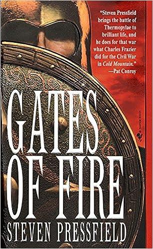 gates of fire novel