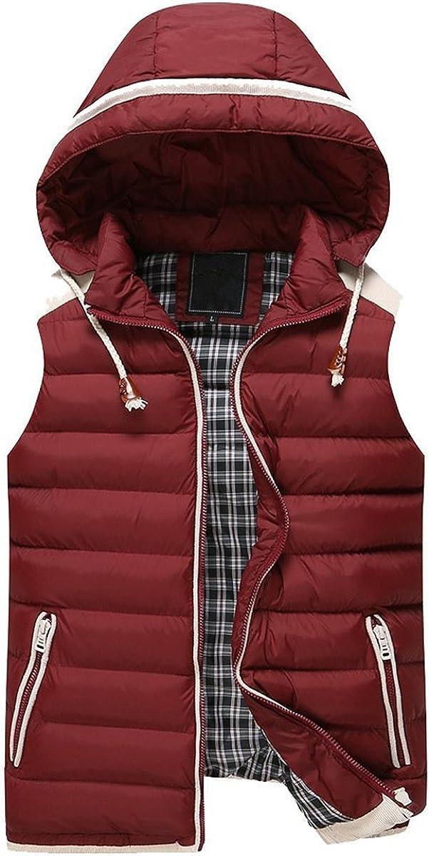 Geralds Fashion Mens V Neck Slim Fit 636 button Suit Vests