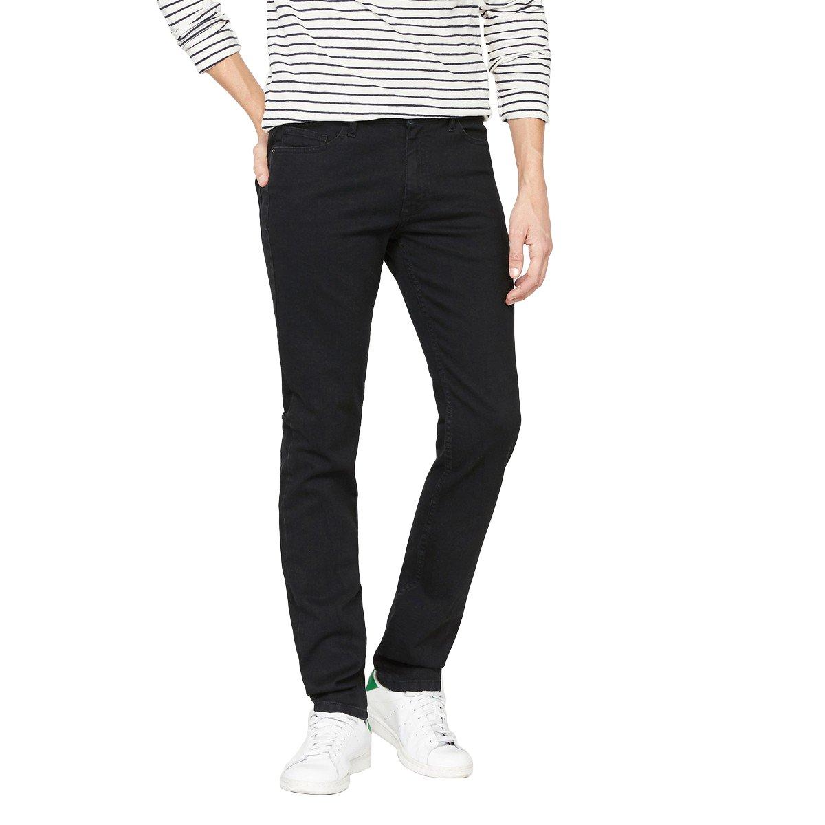 La Redoute Uniross Mens Slim-Fit Stretch Denim Jeans