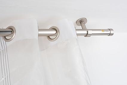 Bastoni Tende A Soffitto : Incasa bastone per tende Ø maggiorato mm senza anelli l