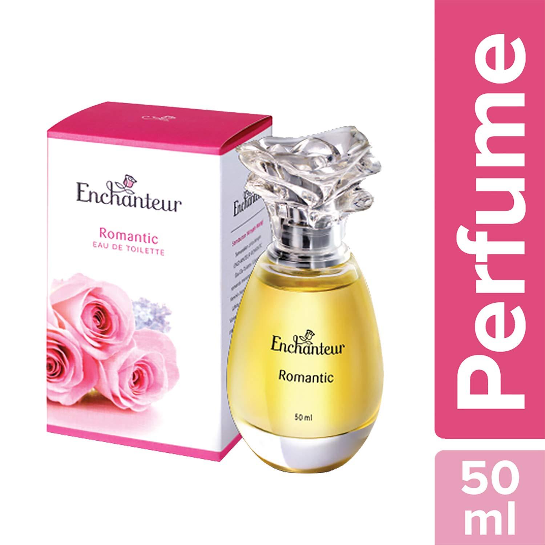 Buy Enchanteur Romantic Eau De Toilette For Women 50ml Online At