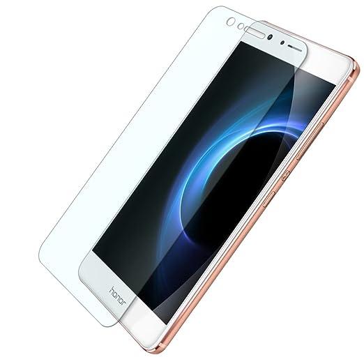 9 opinioni per Huawei Honor 8 Pellicola Protettiva, Kingshark [vetro temperato] [antigraffio]