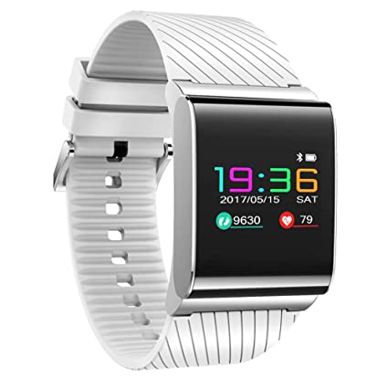 Amazon.com: X9 Pro Smart Watch Colorful OLED Screen Fitness ...
