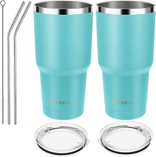 30oz Stainless Steel Insulated Tumbler Travel Mug Double Wall Vacuum coffee cup