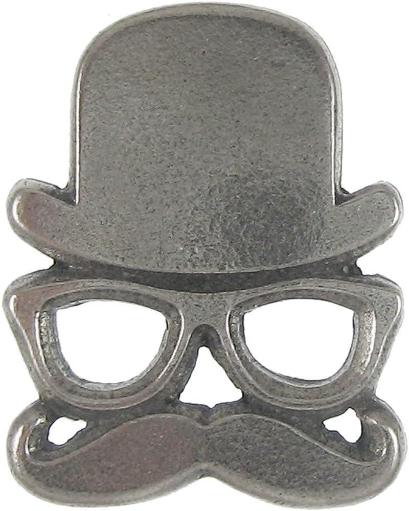 Jim Clift Design Incognito Lapel Pin