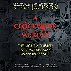 A Clockwork Murder Audiobook