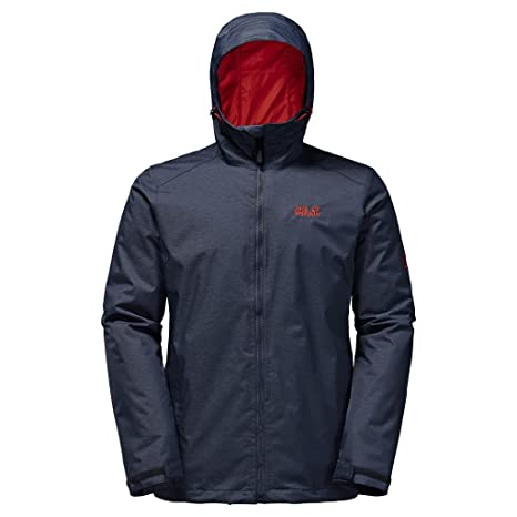 4ff0e86d3b Buy Jack Wolfskin Men's Northern Sky Jacket Online at Low Prices in India -  Amazon.in