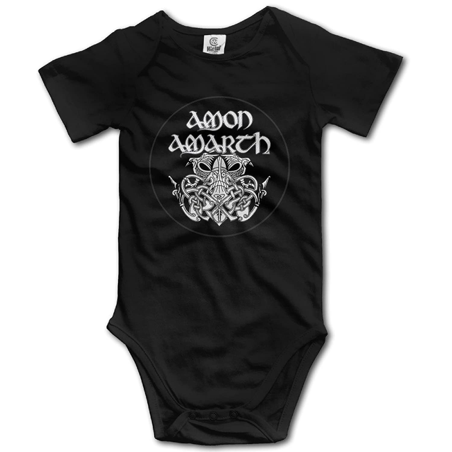 Amon Amarth Baby esie Cute Baby Clothes free shipping w