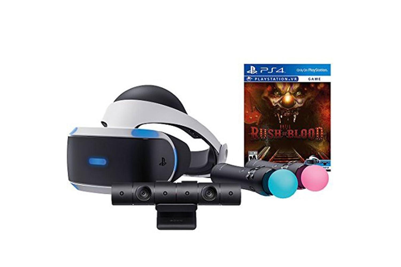 새벽까지  플레이 스테이션 VR 번들:블러드 오브 러쉬