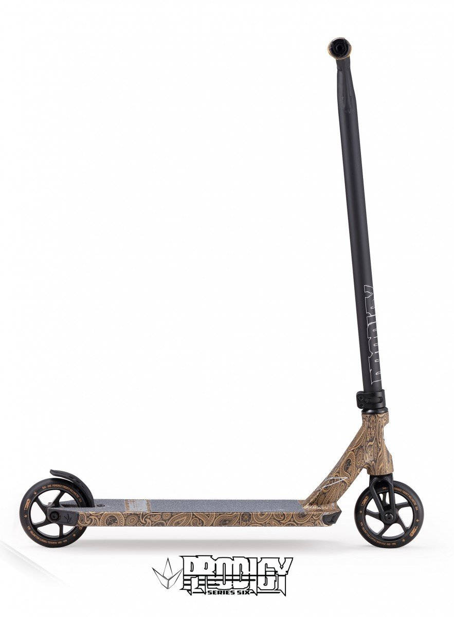 Blunt Scooter Complete Prodigy S6 Gold Bandana