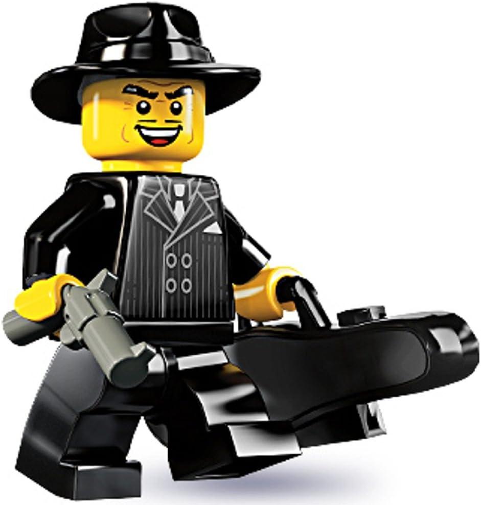 Lego Minifigures Series 5 - Mafia Man: Amazon.es: Juguetes y juegos