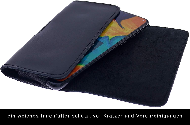 Vertikal//Antik Braun Burkley G/ürteltasche f/ür Samsung Galaxy S7 Handyh/ülle Schutzh/ülle geeignet f/ür Galaxy S7 H/ülle mit G/ürtel-Schlaufe