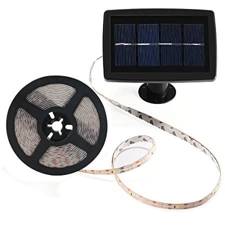 Review Solar Strip Lights, BESWILL