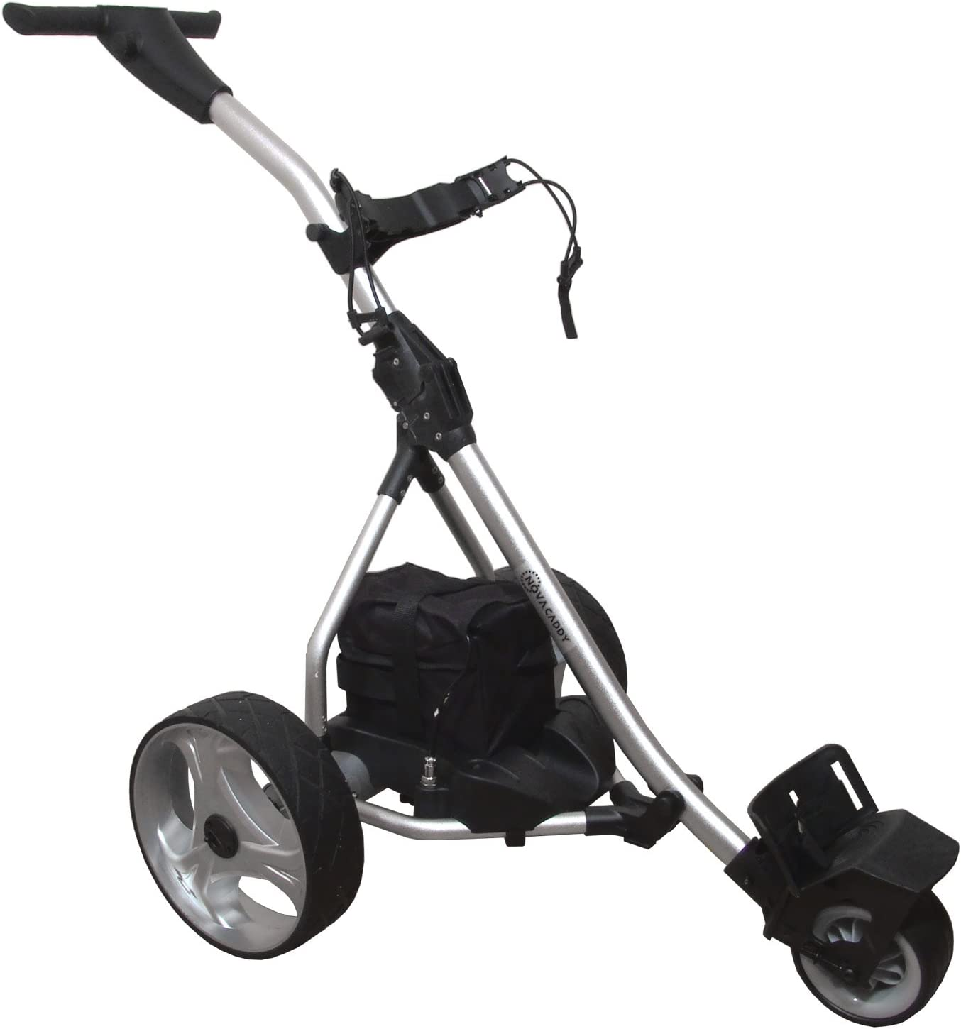 6 Best Electric Golf Push Carts Short time Review 1