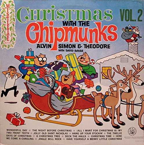 Christmas With The Chipmunks, Vol. 2 (For Wants Alvin Christmas)