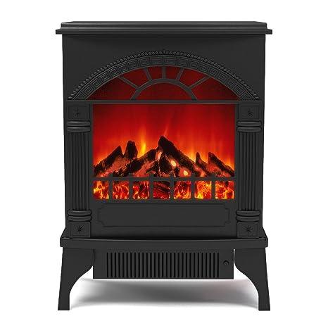 Amazon.com: Regal Flame Apollo Chimenea eléctrica Free ...