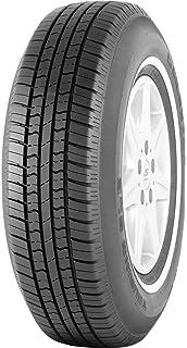 1new milestar ms775 all season touring p17580r13 86s whitewall tire
