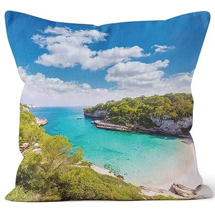 Amazon.com: Nine City Majorca Cala Llombards Santanyi Beach ...