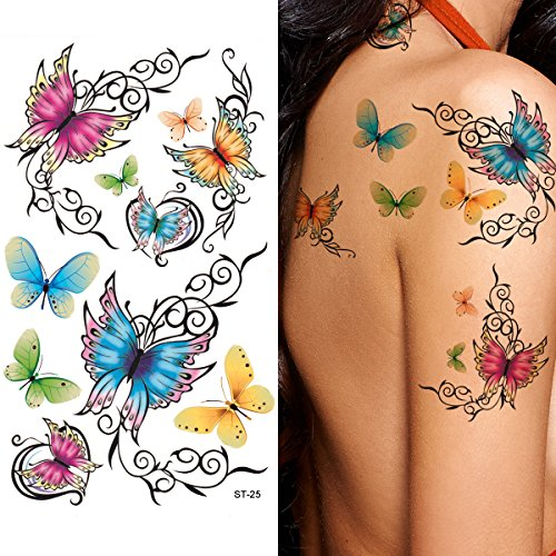 Seller profile uni gifts shop for Fake tattoos amazon