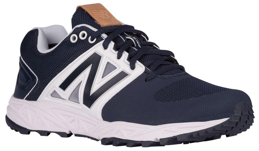 [ニューバランス] New Balance 3000V3 Trainer メンズ ベースボール [並行輸入品] B071LHYFQ9 US12.0|ネイビー/ホワイト ネイビー/ホワイト US12.0