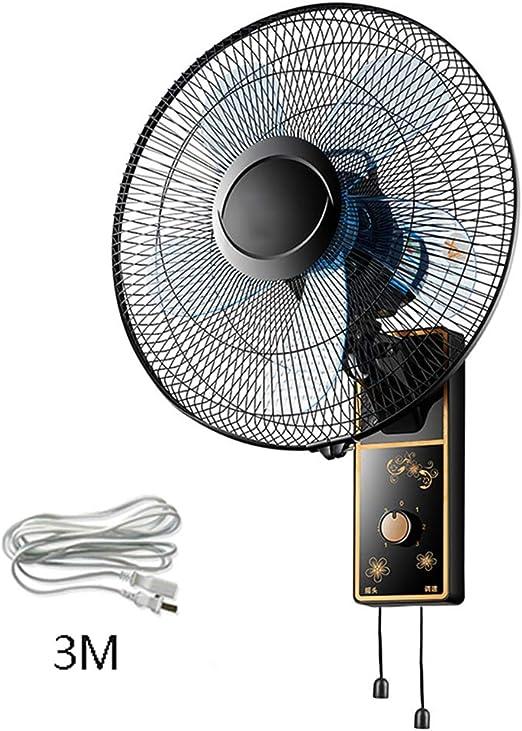 Ventilador de pared Ventilador de enfriamiento por Aire oscilante ...