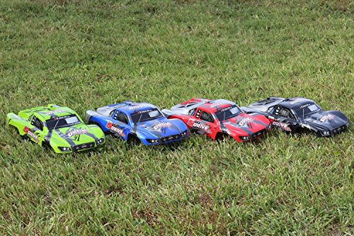 SummitLink 4pcs 4 Color Combo Set of Tra - Baja Truck Body Shopping Results