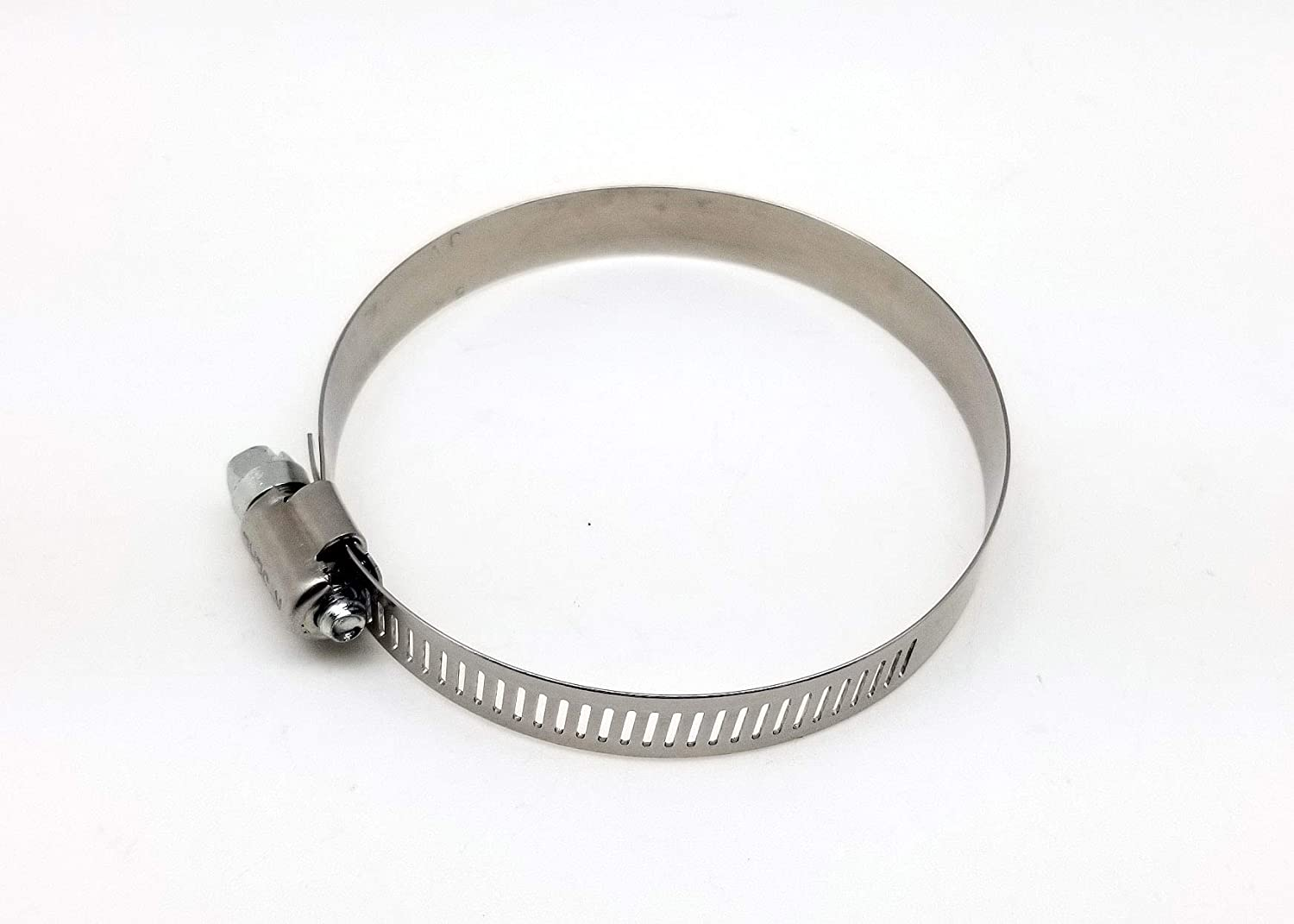 92-100mm Fit for Hose OD Size = Autobahn88 Stainless Steel Hose T-Bolt Clamp Hose Plumbing Pack of 2 for Fuel Pump Filter 3.6-3.9 Inch