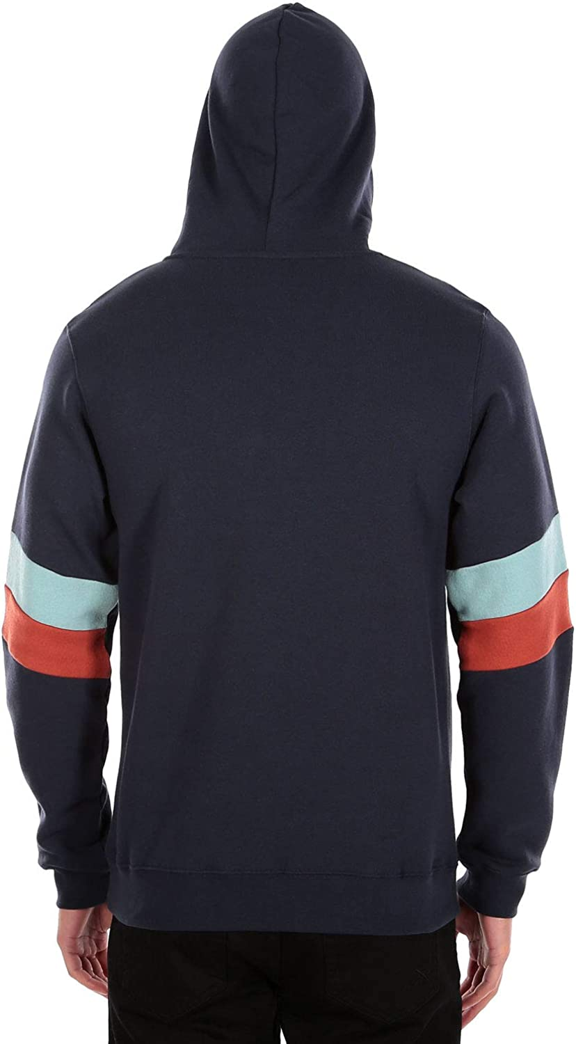 IRIEDAILY Prime 2 Hoody Navy Orange