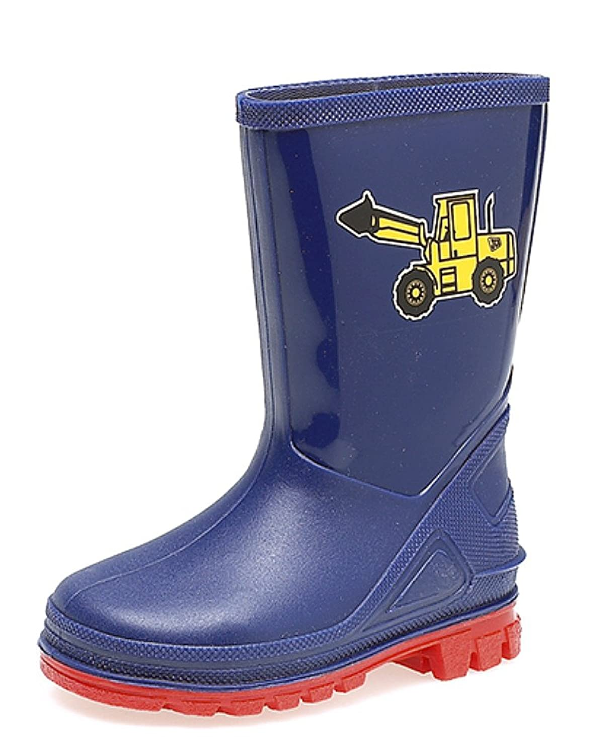 Thomas the Tank Engine Navy Blue Wellies UK 9 GoVFD0