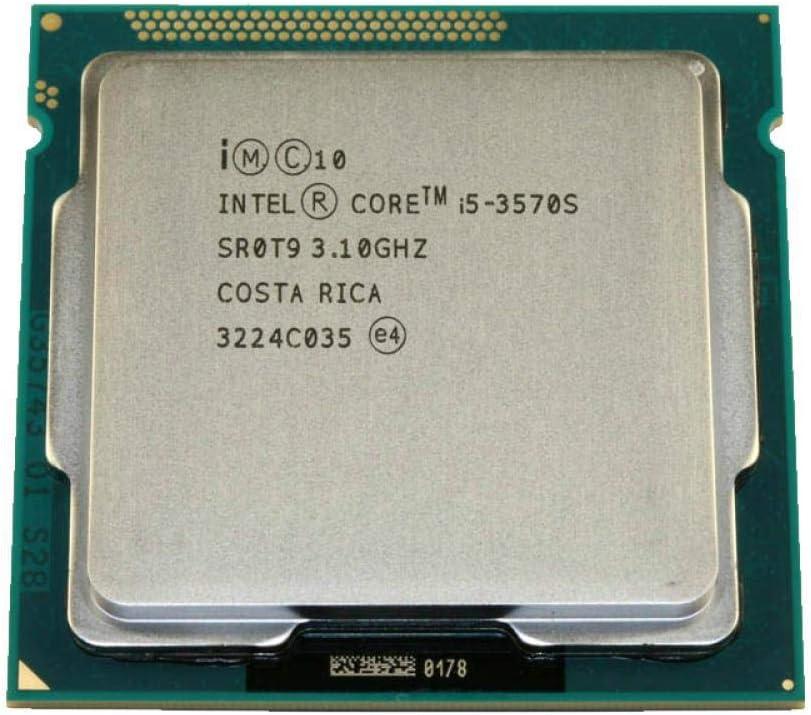 Intel Core I5 3570S 3.1GHz Quad-Core CPU Processor 6M 65W LGA 1155