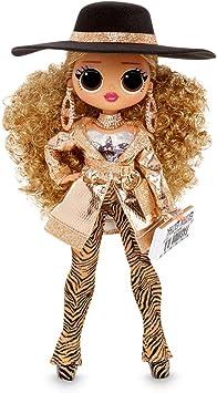Comprar Giochi Preziosi L.O.L Surprise OMG Serie 3 Da Boss Fashion doll (LLUE0210)