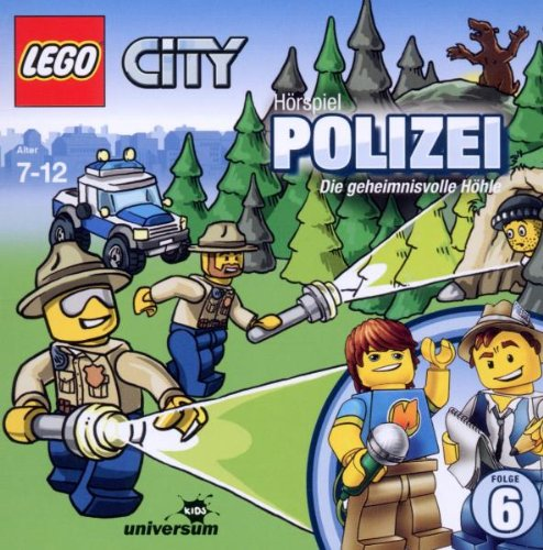 Price comparison product image LEGO City 06 Forest Police