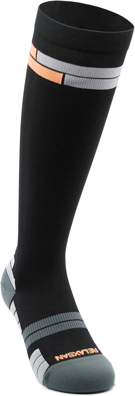 Relaxsan 800 Sport Socks Medias deportivas compresi/ón graduada Fibra Dryarn rendimiento m/áximo