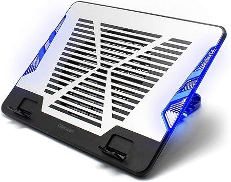 Refrigerador de portátil silencioso Ventilador de refrigeración de ...