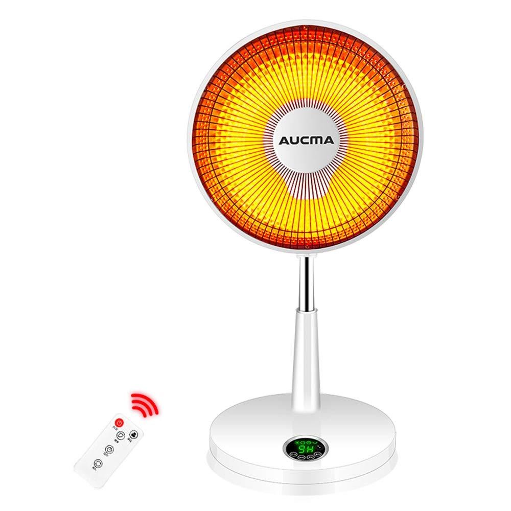 LVZAIXI Calentador Calentador Solar pequeño Calentador eléctrico de bajo Consumo Estufa de Hornear Velocidad de asado en Caliente Velocidad de cocción: ...
