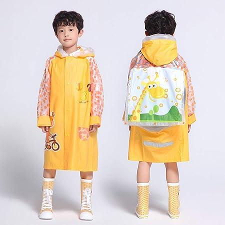 a5fbc41ec005 Children s raincoat Geyao Kindergarten Poncho Boy Girl Baby Raincoat ...