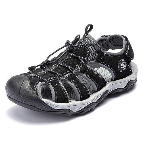 sandalia zapatilla chico