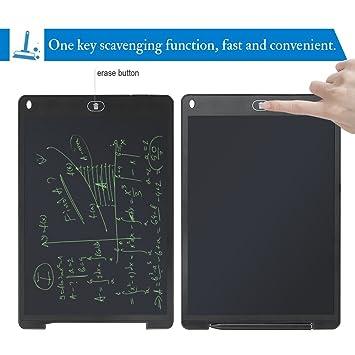 Haehne Tabletas Gráficas de Escritura LCD - 12